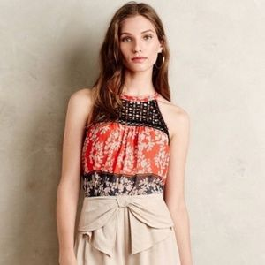 Anthropologie Meadow Rue Annora Tank